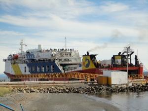 Ferry Evangelista to Puerto Montt