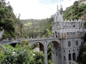 Colombia – the final frontier … for this trip